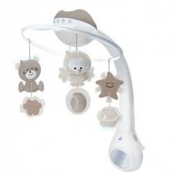 Movil proyector 3 en 1 Infantino