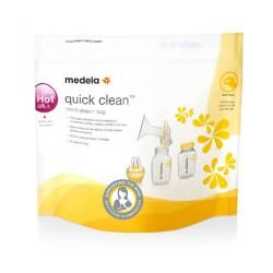 Bolsas Esterilizadoras Microondas Quick Clean de Medela