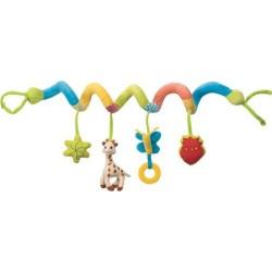 Espiral de Actividad Sophie la Girafe 3+